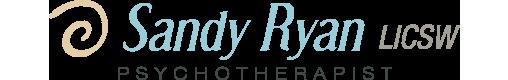 Sandy Ryan Psychotherapy Logo